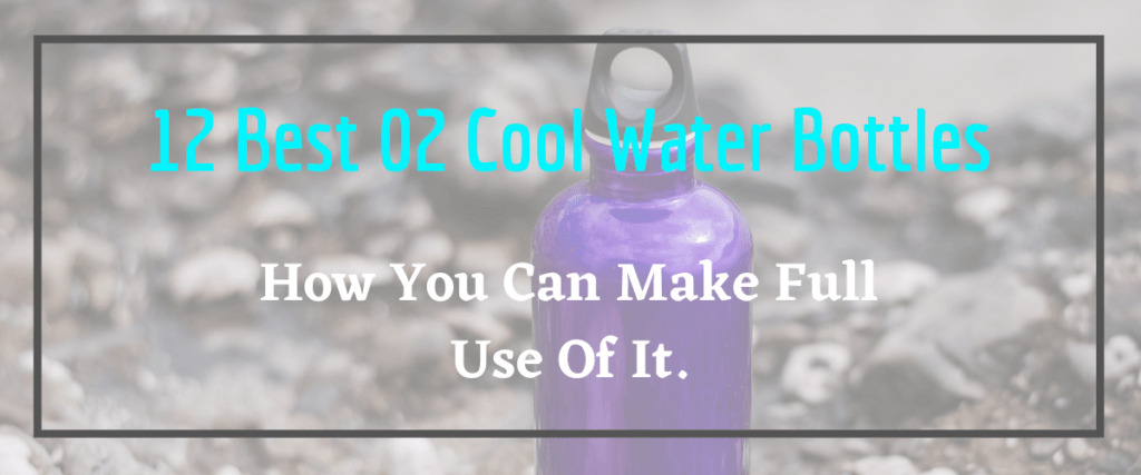 Read more about the article 12 Best 02 Cool Water Bottles And How You Can Make Full Use Of It.