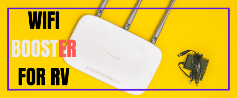 Top 10 Best WIFI Booster For RV You Must Check That - Buyer's Guide